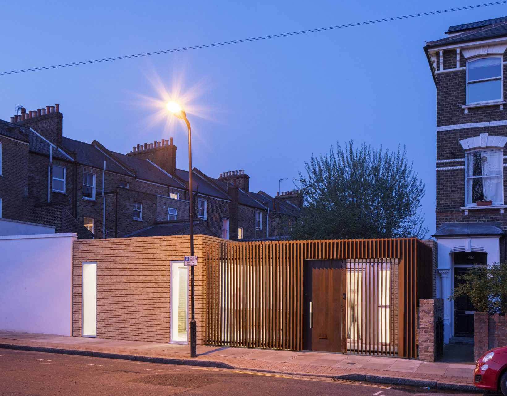 Guttfield Architecture Hackney Backhouse 20