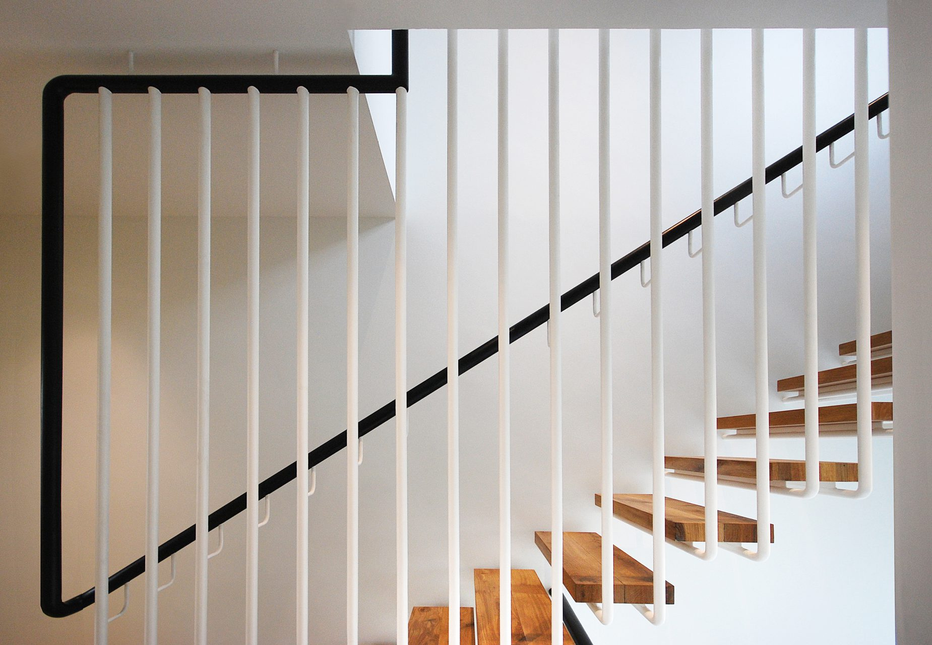 Guttfield Architecture St Johns Wood House Stair