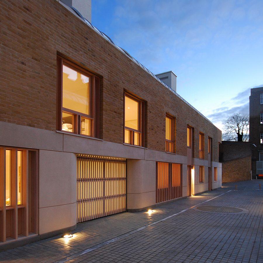 Knightsbridge Mews Houses up for Award