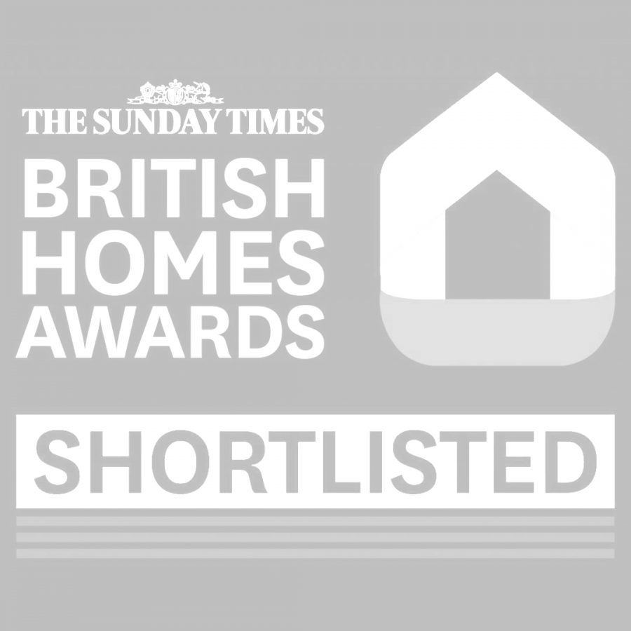 Shortlisted for Sunday Times British Homes Award