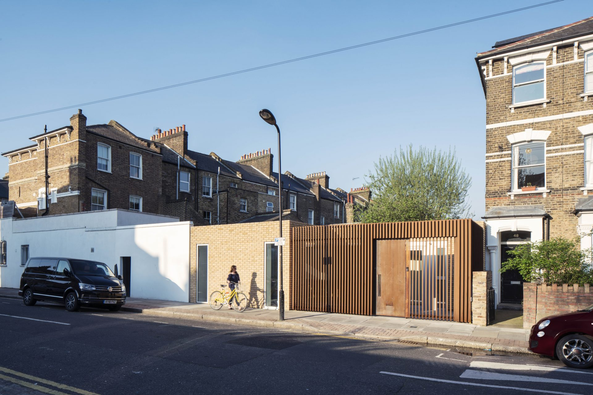 Guttfield Architecture Hackney Backhouse 1