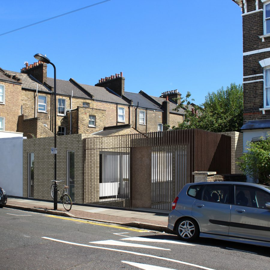 Planning Permission for New House in Hackney