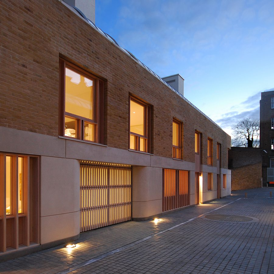 Knightsbridge Mews Houses up for Award