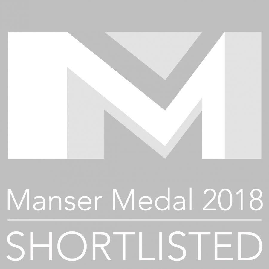 Shortlisted for The Manser Medal