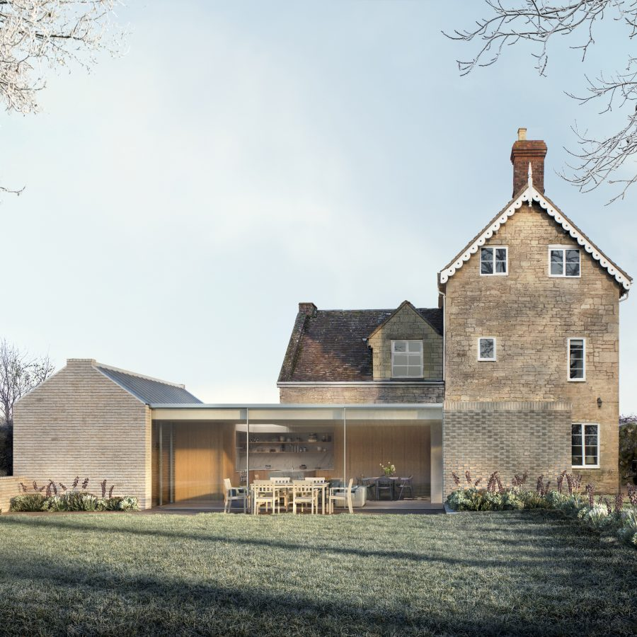 Cotswold Hunting Lodge